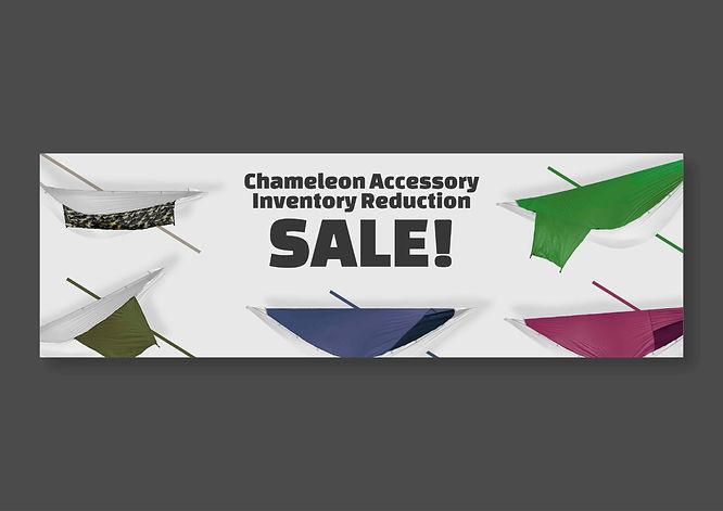 Web Banner - Chameleon Accessories - Soc