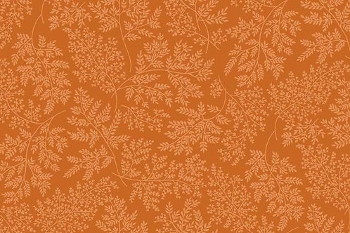 Sherwood Collection - Fern in Orange