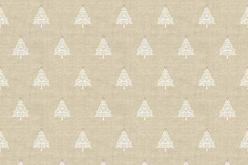 Christmas 2017 Scandi 4 - Scandi Trees in Cream