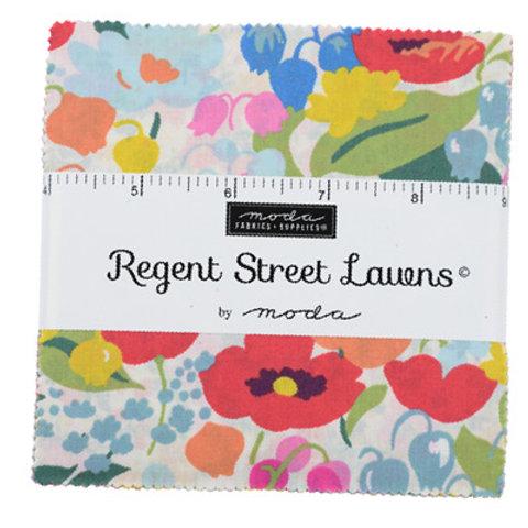 Regent Street Lawns - Charm Pack