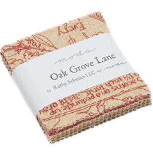 Oak Grove Lane - Mini Charm Pack