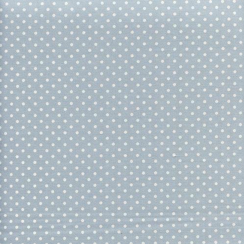 Sevenberry Basics - Small Spots in Light Blue
