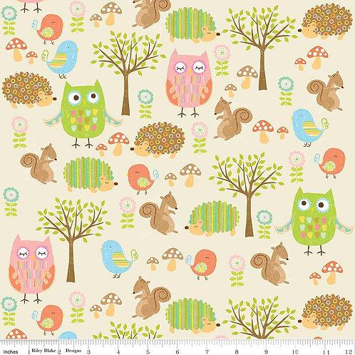 Owl & Co - Owls Friends in Cream