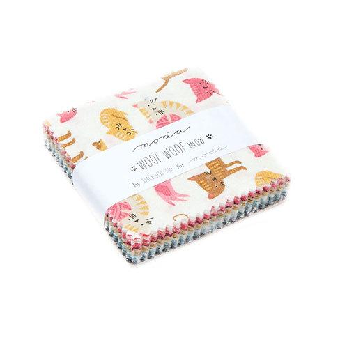 Woof Woof Meow - Mini Charm Pack