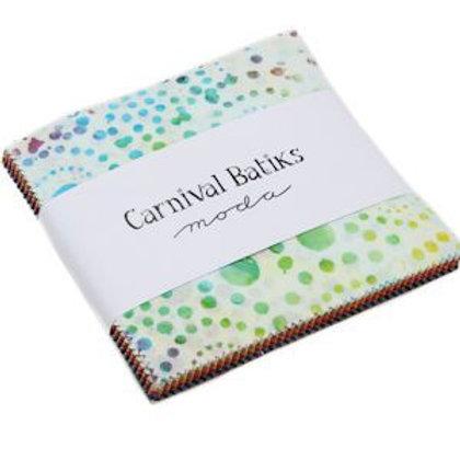 Carnival Batiks  - Charm Pack