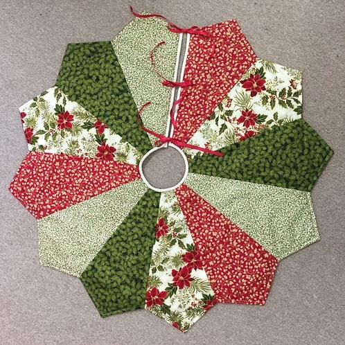 Christmas tree skirt workshop - Saturday 20th Nov