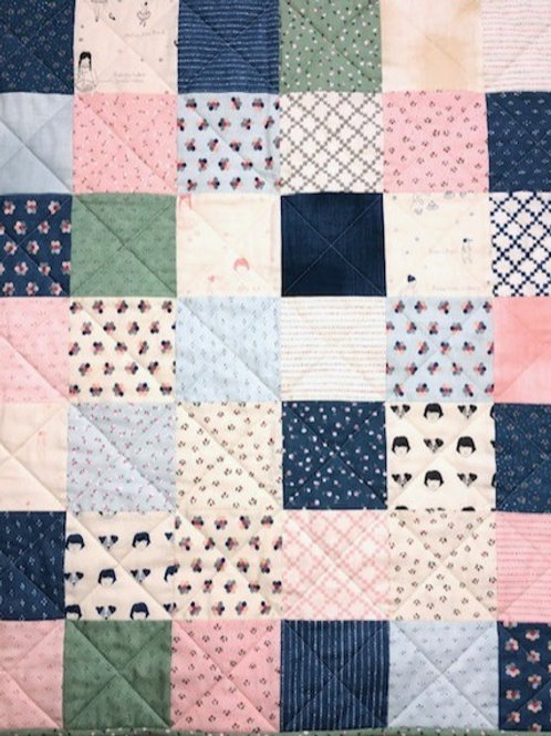 Beginners' patchwork quilt in a day with Laureen Nicholls - Sat 3rd October