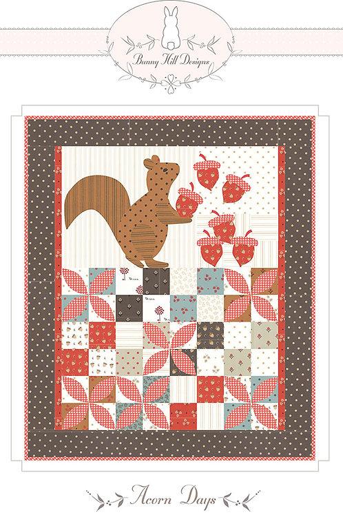 101 Maple Street - Acorn Days Quilt Pattern