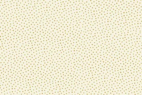 Silent Night - Metallic Cream Spot