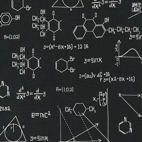 Science Fair 2 - Science Symbols Black