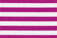 Berisfords Essential Stripes - Fuchsia