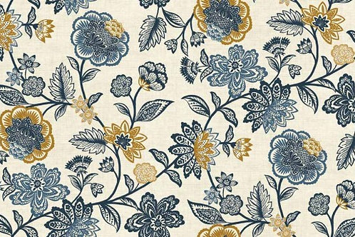 Grey's Court Collection - Chintz Floral in Cream