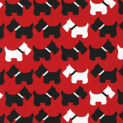 Urban Zoologie - Dogs in Red