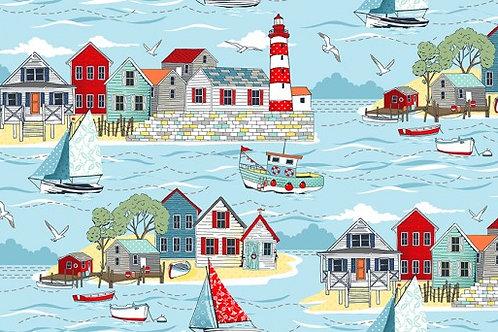 Sea Breeze - Scenic