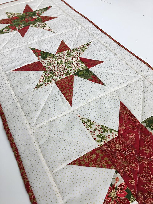 Christmas table runner with Laureen Nicholls  - Saturday 7th November