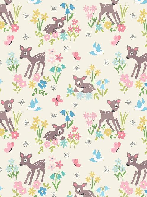 So Darling- Little Deer on Cream