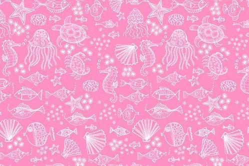 Merryn - Outline Tonal Pink