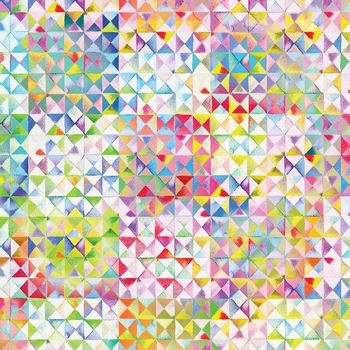 Gradients - Multi Triangles