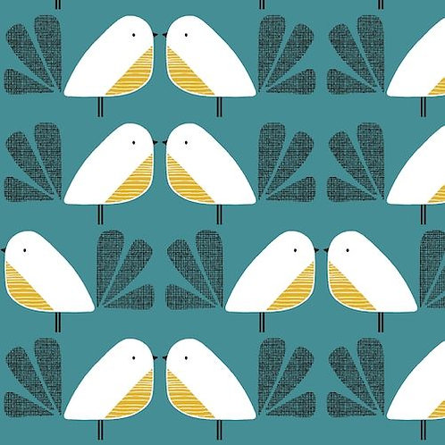 Nesting Birds - Birds in Emerald