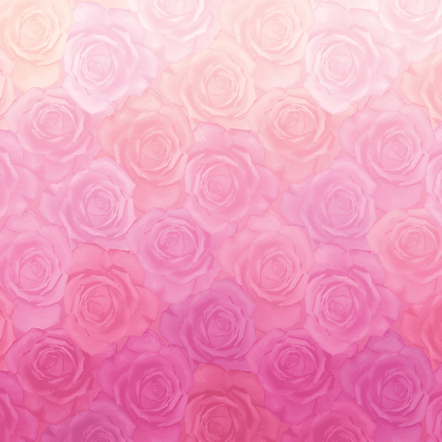 Gradients - Roses Reds and Pinks
