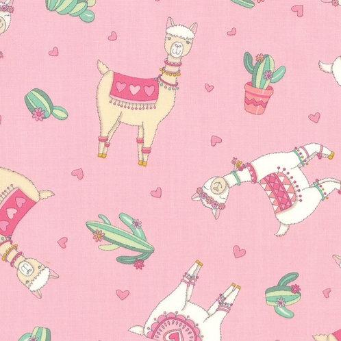 Llama Love - Pretty Pink Toss