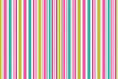 Monsoon - Mini Deck Stripe in Pink