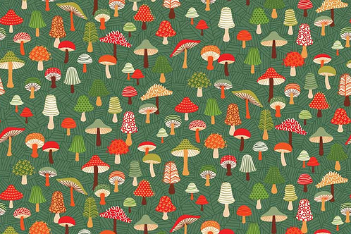 Forest Friends Collection - Toadstools