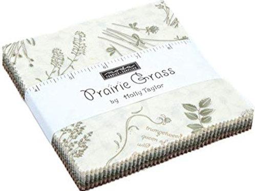 Prairie Grass - Charm Pack