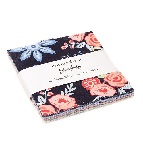 'Bloomsbury' by Franny and Jane - Charm Pack