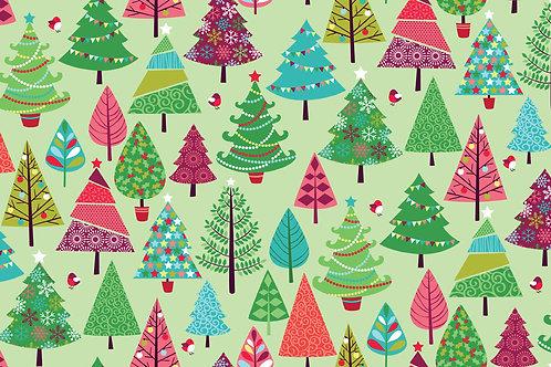Christmas 2015 Festive - Trees