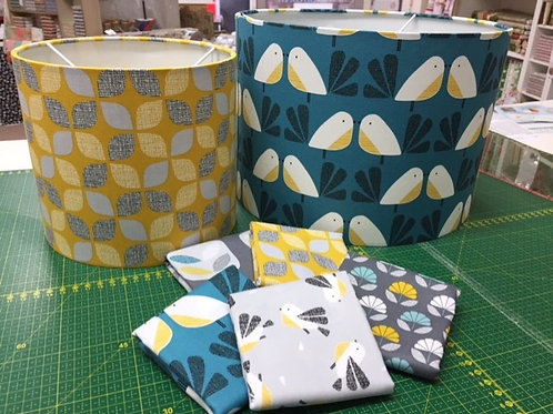 Lampshade workshop with Laureen Nicholls - Thursday 15th October