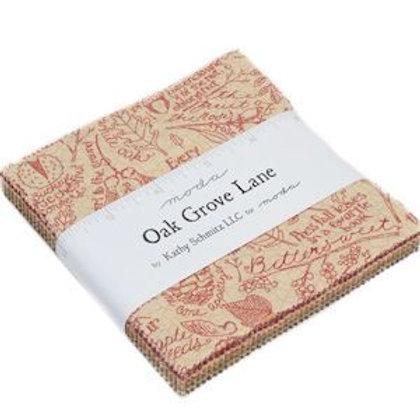 Oak Grove Lane - Charm Pack