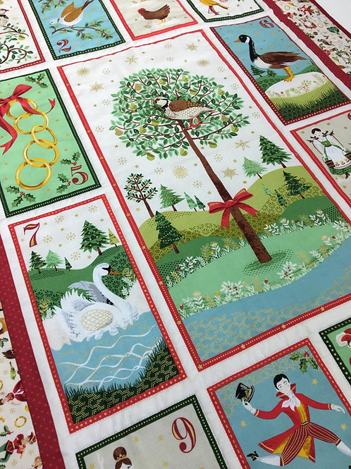 Christmas quilt workshop with Laureen Nicholls  - Saturday 14th November