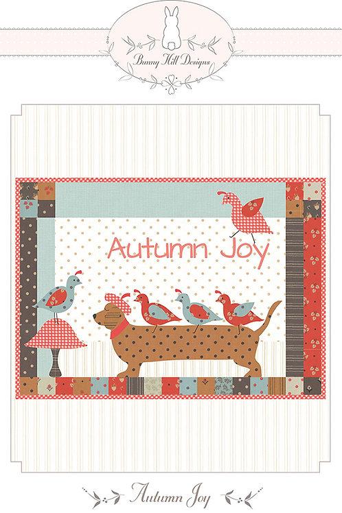 101 Maple Street - Autumn Joy Quilt Pattern