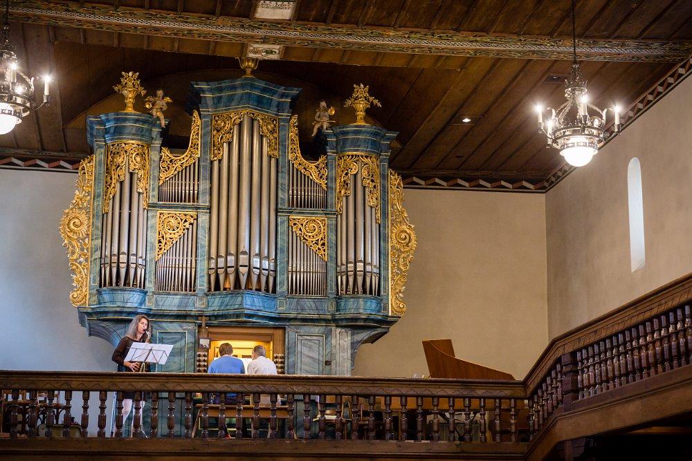 Schlosskirche Köniz, 2018