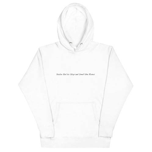 The Big Dirty Hoodie - White