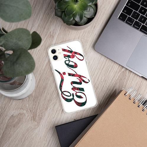 Enjoy the Roses - iPhone Case