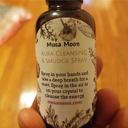 Aura Cleansing Spray