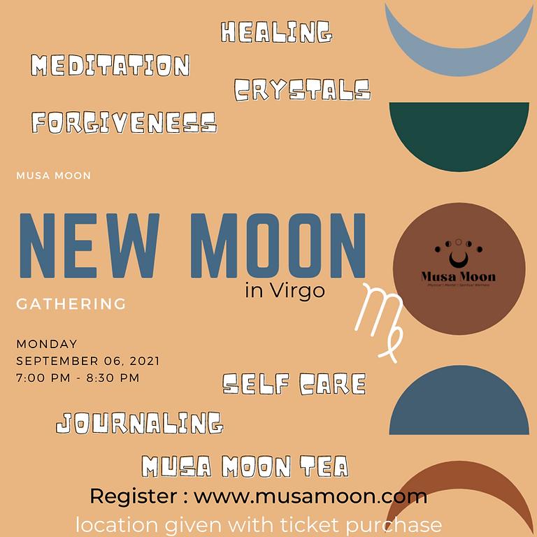 New Moon in Virgo Gathering
