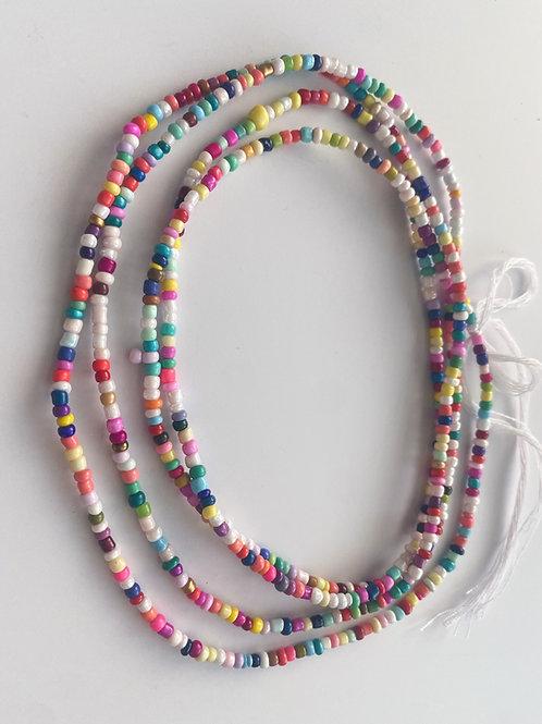 African Waist Bead