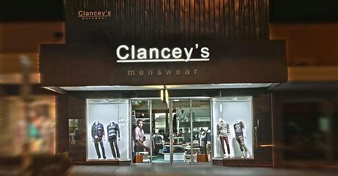 Clancey's Menswear