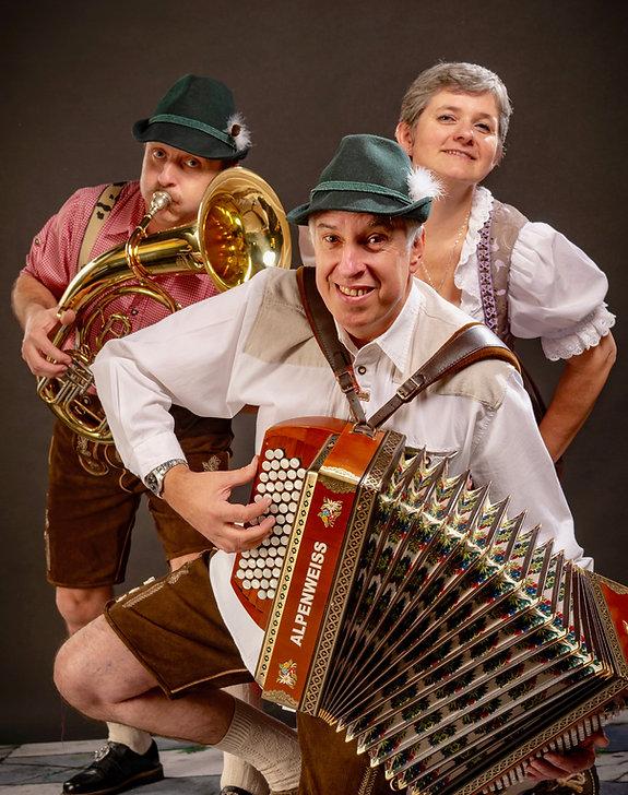 Orchestre Jacky Thomet -Fête de la bière - Bavarois - Schlagger -