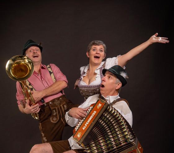 orchestre Jacky Thomet - fête de la bière - Bavarois - Autrichien - schlagger