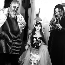 Halloween at Spooky Hall