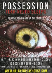 Possession - Fear Never Sleeps