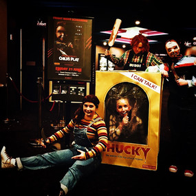 Fright Night at Event Cinemas with Perth Horror Fans