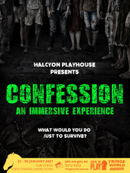 Confession: An Immersive Experience