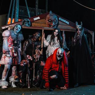 Screamfest at Kings Carnival