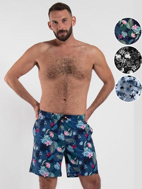 Men's Swim Trunk Knee length