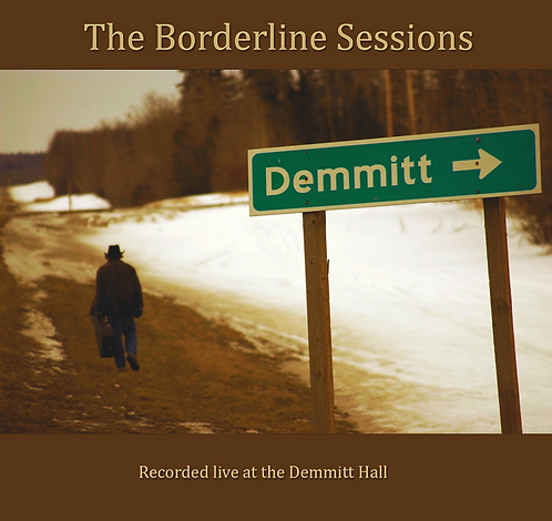The Borderline Sessions CD